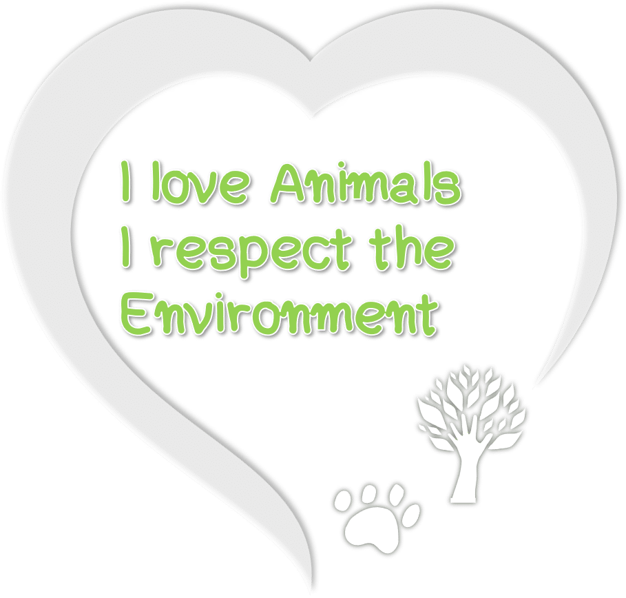 I Love Animals – I Respect The Environment 1 |